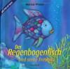 Der Regenbogenfisch und seine Freunde: Pop-up-Buch mit Glitzerfolie - Marcus Pfister