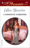 A Passionate Surrender - Helen Bianchin