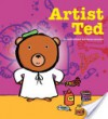 Artist Ted: with audio recording - Andrea Beaty, Pascal Lemaitre
