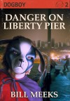 Danger on Liberty Pier - Bill Meeks
