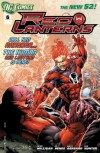 Red Lanterns (2011- ) #6 - Peter Milligan, Ed Benes, Diego Bernard
