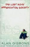 The Lost Boys' Appreciation Society - Alan Gibbons