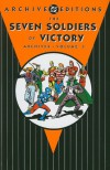 The Seven Soldiers of Victory Archives, Vol. 3 - Joe Samachson, Arthur Cazeneuve