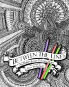 Between the Lines: An Expert Level Coloring Book - Peter Deligdisch