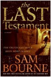 LAST TESTAMENT              LP - Sam Bourne
