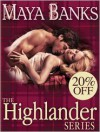 The Highlander Series 3-Book Bundle - Maya Banks