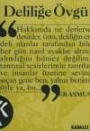 Deliliğe Övgü - Desiderius Erasmus, Nusret Hızır