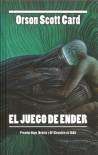 El juego de Ender (La Saga de Ender, #1) - Orson Scott Card, Orson Scott-Card