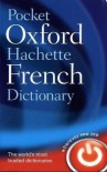Pocket Oxford-Hachette French Dictionary -