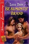 Beaumonts' Brand - Lana Dare
