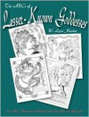 The ABCs of Lesser Known Goddesses: An Art Nouveau Coloring Book for Kids of All Ages - W. Lyon Martin
