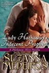 Lady Hathaway's Indecent Proposal (Hathaway Heirs) - Suzanna Medeiros