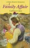 A Family Affair - Cathleen Clare