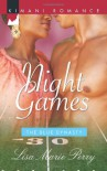 Night Games (Harlequin Kimani RomanceThe Blue Dynasty) - Lisa Marie Perry