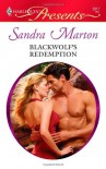Blackwolf's Redemption - Sandra Marton