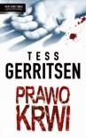 Prawo krwi - Tess Gerritsen