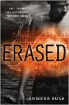 Erased (Altered Series #2) - Jennifer Rush