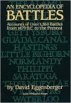 An Encyclopedia of Battles: Accounts of over 1560 Battles from 1479 B.C. to the Present - David Eggenberger