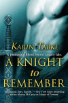 A Knight to Remember (Blood Sword Legacy #3.5)  - Karin Tabke