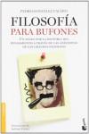 Filosofía para bufones (Divulgación) - Pedro González Calero