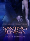 Saving Jenna - Violet Summers
