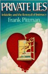 Private Lies: Infidelity and the Betrayal of Intimacy - Frank Pittman