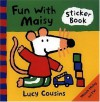 Fun With Maisy Sticker Book - Lucy Cousins
