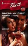 Shaken and Stirred: Those Sexy O'Sullivans - Kathleen O'Reilly