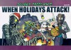 When Holidays Attack! - Pete Abrams