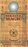 Hermetic Magic: The Postmodern Papyrus of Abaris - Stephen E. Flowers