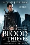 Blood of Thieves - Michael J. Sullivan
