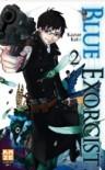 Blue exorcist, Tome 2 - Kazue Kato