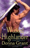 Wicked Highlander: A Dark Sword Novel - Donna Grant