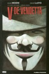 V de Vendetta - Alan Moore, David Lloyd, María José Giménez
