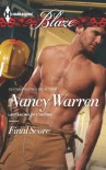 Final Score (Harlequin BlazeLast Bachelor Standing) - Nancy Warren