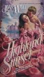 Highland Sunset - Joan Wolf