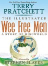 The Illustrated Wee Free Men (Discworld) - Terry Pratchett, Stephen Player