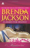 Claimed for Destiny: Jared's Counterfeit Fiancee/The Chase Is On - Brenda Jackson