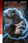 Jim Butcher's The Dresden Files: War Cry #4 - Jim Butcher, Mark Powers, Carlos Gomez