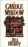 A Candle In The Window (Zebra Historical Romance) -