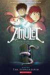 Amulet #1: The Stonekeeper - Kazu Kibuishi