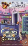 Cookies and Scream (A Cookie Cutter Shop Mystery) - Virginia Lowell