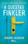 A Questão Finkler - Howard Jacobson, Alcinda Marinho