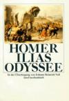 Ilias Und Odyssee Vorw. Bilder Zu Homer / Hans H. Hofstätter - Homer