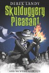 Skulduggery Pleasant - Derek Landy, Tom Percival