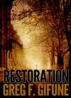 Restoration - Greg F. Gifune
