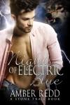 Nights of Electric Blue - Amber Redd