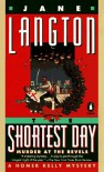 The Shortest Day: Murder at the Revels - Jane Langton