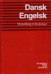 Dansk-engelsk ordbog - Hermann Vinterberg, C.A. Bodelsen