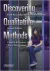 Discovering Qualitative Methods: Field Research, Interviews, and Analysis - Carol A.B. Warren,  Tracy Xavia Karner